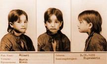 bambina rom, schedatura III reich 1941