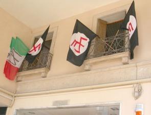 bandiere forza nuova
