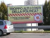 troppo alti i costi della politica