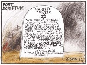 post scriptum di harold pinter