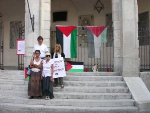 rovigo man. palestina 23 luglio 2014