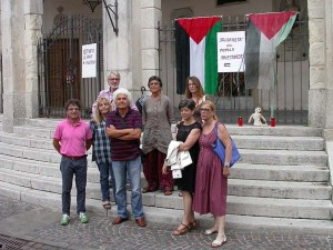 rovigo man. palestina 24 luglio 2014