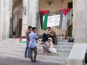 rovigo man. palestina 27 luglio 2014