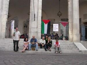 rovigo man. palestina 5 agosto 2014