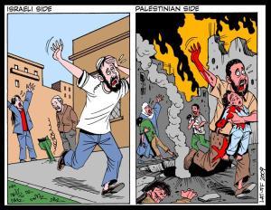 Side Israele-Palestina Carlos Latuff