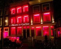 carlino luci rosse