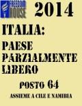 italia freedom house 2014