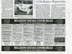 relazioni sociali-relax il gazzettino 6-11-14