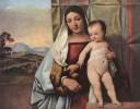 tiziano madonna zingara 1510