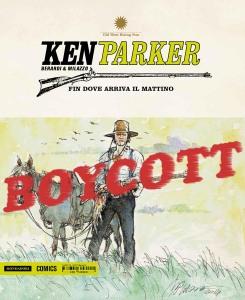 Boycott kenparker 50
