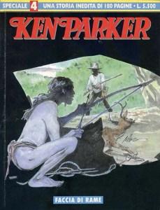 Ken parker speciale 4  1998