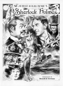 Sherlock Holmes di Berardi-Trevisan