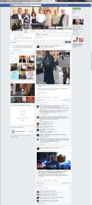 Bergamin sindaco-facebook 29 agosto '15, denunciato in Procura