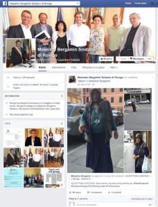 Rovigo il sindaco sbatte gli accattoni in prima pagina