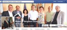 sindaco bergamin facebook